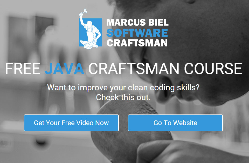 Java 8 Clean Code Course